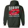 Limited Edition **October Super Sexy Girlfriend** Shirts & Hoodies