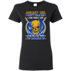 Limited Edition **Don't Fear January Girl** Shirts & Hoodies