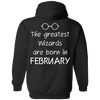 Limited Edition **Wizards Are Born In February** Shirts & Hoodies