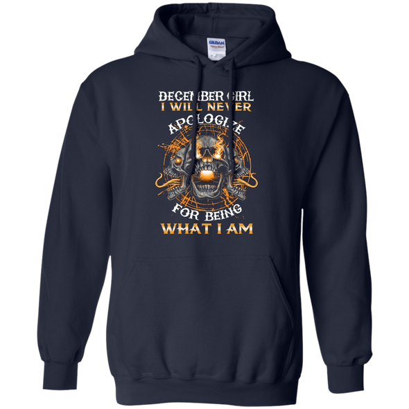 New Edition**December Girl Will Never Apologize** Shirts & Hoodies