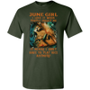 Limited Edition** June Girl Don't Have To Play Anymore** Shirts & Hoodies