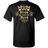 Limited Edition **Kings Are Born In April** Shirts & Hoodies