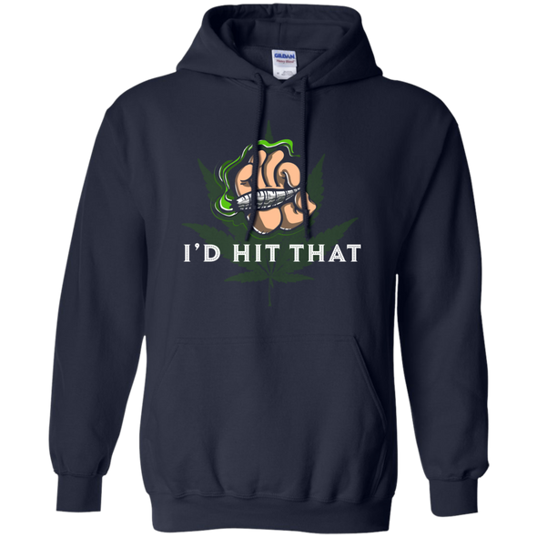 Limited Edition Stay Green **I'd Hit That** Shirts & Hoodies