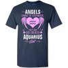Limited Edition **God Created Aquarius Girl** Shirts & Hoodies