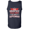 Limited Edition September Grumpiest Old Man Shirts & Hoodies