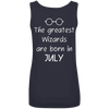Limited Edition **Wizards Are Born In July** Shirts & Hoodies