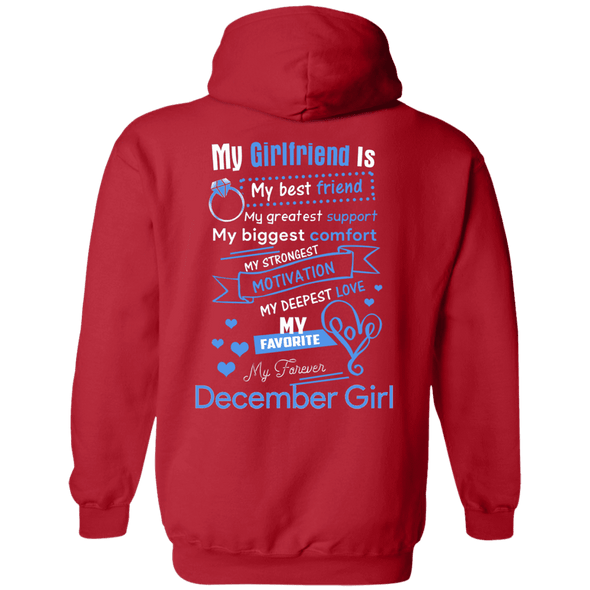 Limited Edition **December Girlfriend Biggest Comfort** Shirts & Hoodies