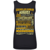 New Edition **Legends Are Born In August** Shirts & Hoodies