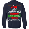 LIMITED EDITION JUNE GIRL CHRISTMAS BACK PRINT SHIRTS & HOODIES