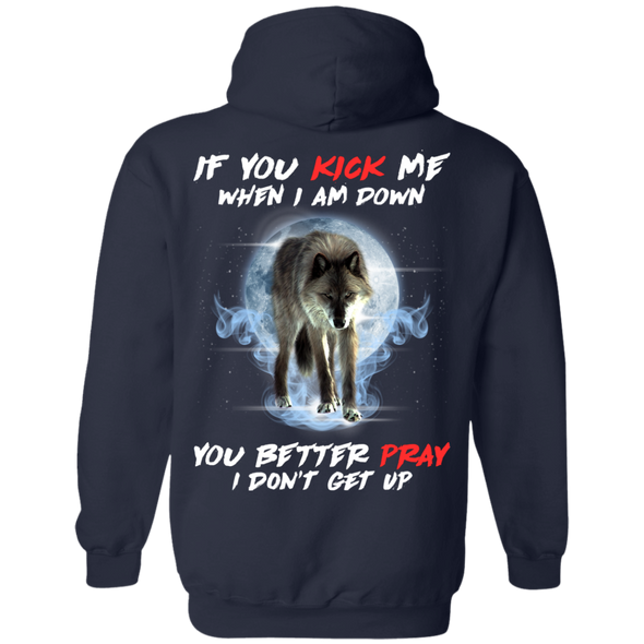 Limited Edition ** Better Pray I Don't Get Up** Shirts & Hoodies