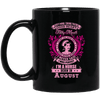 August Born Good Heart Nurse Mug