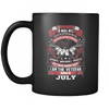 Veteran Born In July Mug