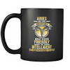 Easier If You Agree Aries Mug