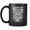Capricorn The Dumbest Thing Mug