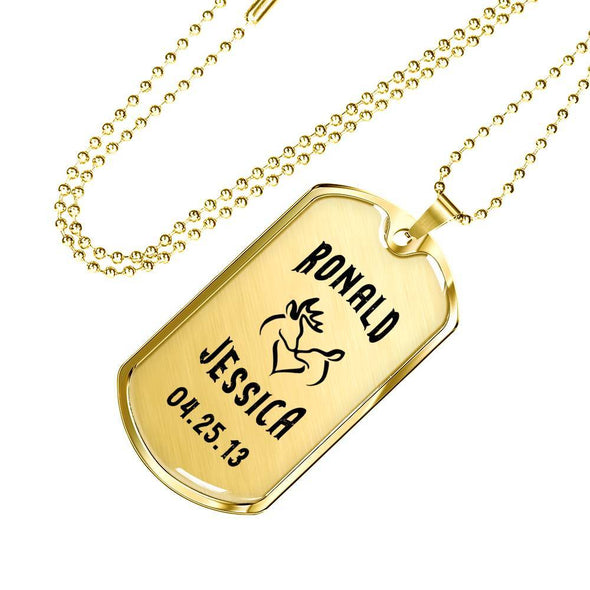 Custom Necklace For Your Loved One