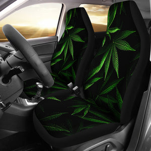 Weed Car Seat Cover