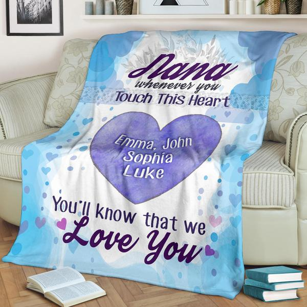 Personalised Mother/'s Day Heart Cushion Super soft LOVE GIFT any OCCASION
