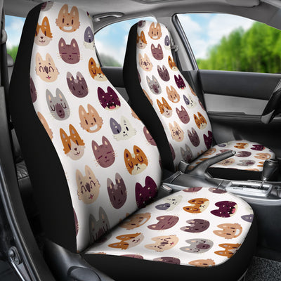 Adorable Cat Style Car Seat Cover
