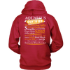 Limited Edition ***Aquarius Certified Back Printed*** Shirts & Hoodies