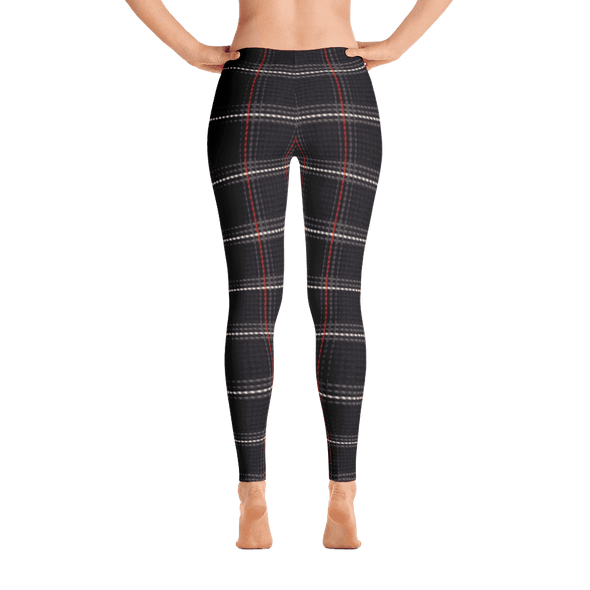 Limited Edition Check Print Leggings
