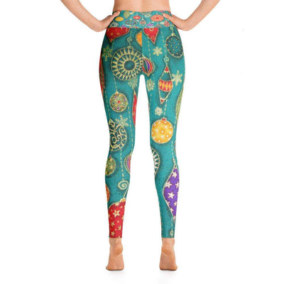 Color Full All Over Yoga Leggings