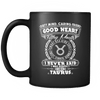Good Heart Taurus Mug