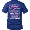 Limited Edition **October Girl With Heart On Sleeve** Shirts & Hoodies