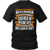 Limited Edition ***Not Just Born In December** Shirts & Hoodies