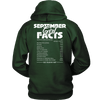 Limited Edition ***September Girl Facts*** Shirts & Hoodies