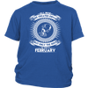 Best Are Born In February - Aquarius Shirt, Hoodie & Tank