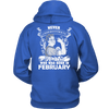 Limited Edition ***Old Lady Born In February*** Shirts & Hoodies
