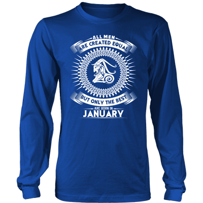 Best Are Born In January - Capricorn Shirt, Hoodie & Tank