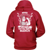 Limited Edition ***Old Lady Born In March*** Shirts & Hoodies