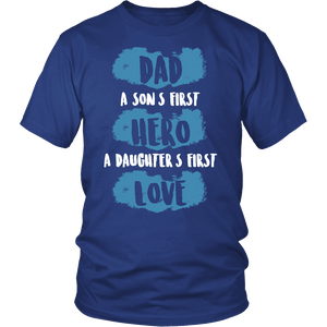 Son Hero Daughter Love - Father's Day Special