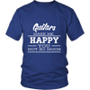 Guitars Makes Me Happy - Limited Edition Shirts