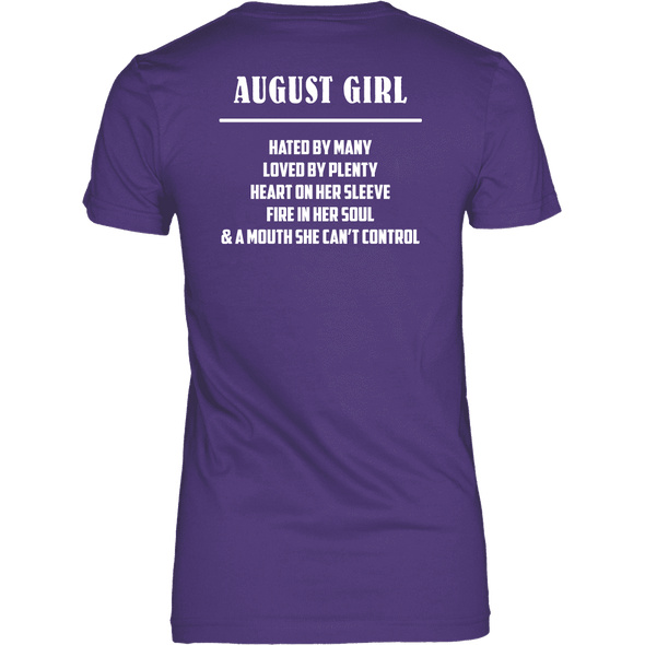 Limited Edition ***August Girl*** Shirts & Hoodies