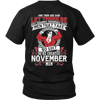 Limited Edition **God Created November Men** Shirts & Hoodies