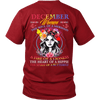 Limited Edition ***December Women Fire Of Lioness*** Shirts & Hoodies