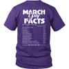 Limited Edition ***March Guy Facts*** Shirts & Hoodies
