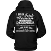 Limited Edition ***Irish Women Born In December*** Shirts & Hoodies