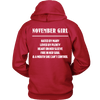 Limited Edition ***November Girl*** Shirts & Hoodies