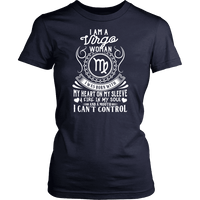 I Am A Virgo Woman Limited Edition Shirt, Hoodie & Tank