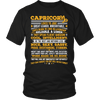Capricorn Long Quote Shirt, Hoodie & Tank
