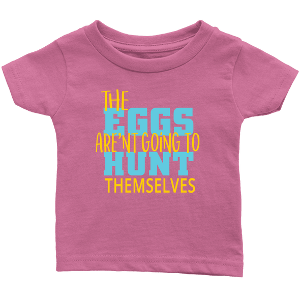 Eggs Hunt Easter - Limited Edition Infant Shirts