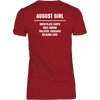 Limited Edition ***August Girl Birth Place*** Shirts & Hoodies