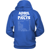 Limited Edition ***April Girl Facts*** Shirts & Hoodies