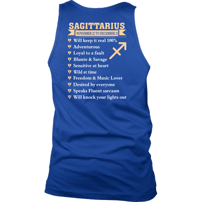 A True Sagittarius ***Limited Edition Shirts & Hoodies***