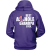 Limited Edition ***Best Grandpa Ever Back Print*** Shirts & Hoodies