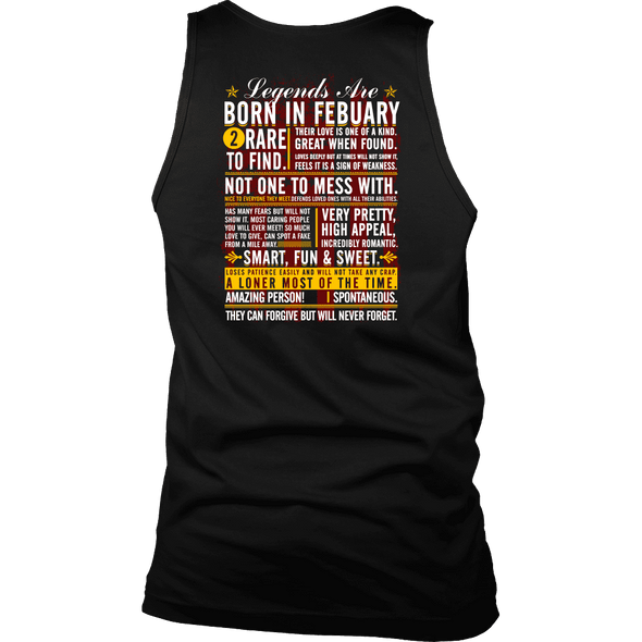 ***Limited Edition February Shirt*** Selling Fast