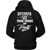 Limited Edition **October Girl With Pretty Eyes** Shirts & Hoodies